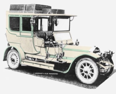 The Story of India's First Rolls Royce