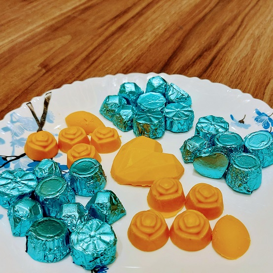 When Oranges and Chocolates Collide