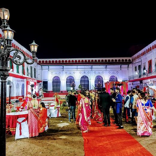 The Shobhabazaar Rajbari