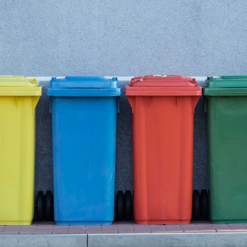 Waste Segregation: Four Easy Steps